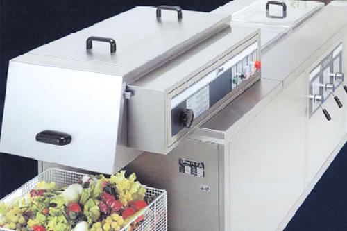 ATIRMATIC-400 - Sebze Yıkama Makinesi