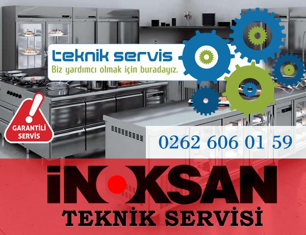 İnoksan Çayırova Servisi - (0262) 606 01 59