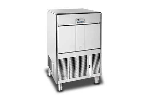 E60-Kendinden Depolu Buz Makineleri