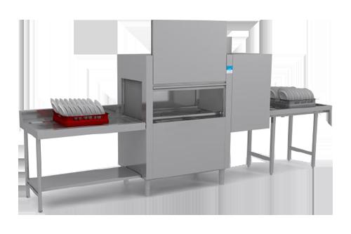 NIAGARA 412.1 - Konveyörlü Bulaşık Yıkama Makinesi