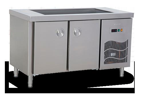 KBH-Servis Buzdolabı/Havuzlu