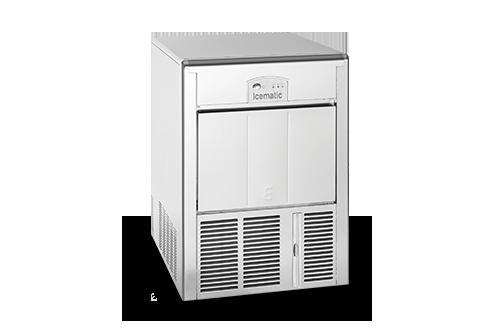 E45-Kendinden Depolu Buz Makineleri